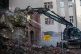 Zawalił się strop podczas budowy nowego gmachu Sądu Okręgowego w Bydgoszczy!
