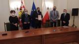Zespół Szkół nr 1 w Liskowie kupi sprzęt dla uczniów i nauczycieli do zdalnej nauki. ZDJĘCIA