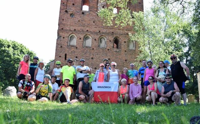 Od 18 do 20 czerwca turyści z Kruszwickiej Grupy Rowerowej zwiedzali Kociewie i Żuławy. Ich bazą wypadową był Tczew