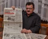 Gm. Szamotuły. O Janie Działo z Brodziszewa - kolekcjonerze starych gazet [ZDJĘCIA]