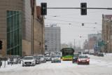 Ile Poznań wydaje na odśnieżanie ulic? Nawet 450 tys. zł dziennie!