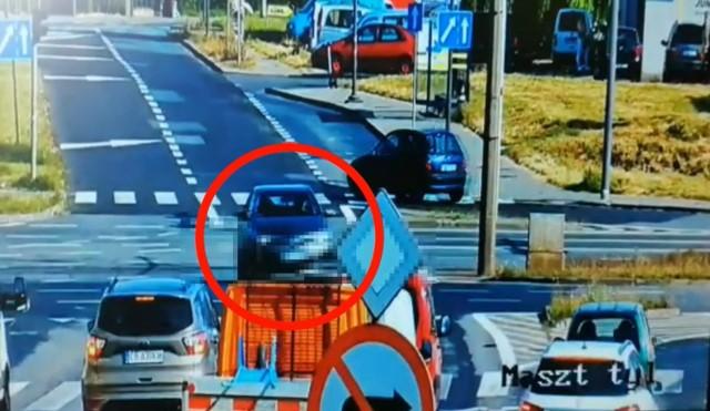 Policjanci ukarali mandatami karnymi 10 kierowców. Dziewięciu z nich zostało ukaranych za zawracanie na skrzyżowaniu. Natomiast jeden wpadł, gdy wjechał na skrzyżowanie na czerwonym świetle.