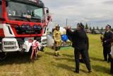 Nowy wóz strażacki trafił do jednostki OSP w Zubrzycy Wielkiej