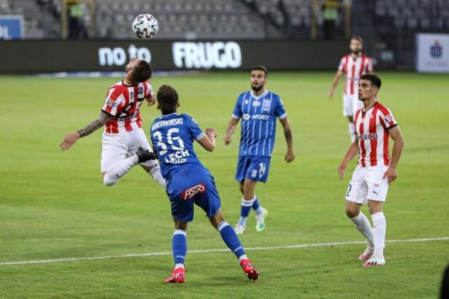 W ostatnim meczu Cracovia przegrała z Lechem 1:2