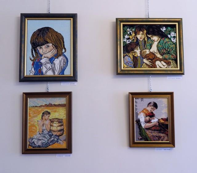 W Muzeum Saturn zobaczycie dzieła wielkich mistrzów, które powstały przy wykorzystaniu igły i nici. Trwają też ciekawe warsztaty  Zobacz kolejne zdjęcia/plansze. Przesuwaj zdjęcia w prawo - naciśnij strzałkę lub przycisk NASTĘPNE