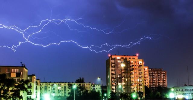 Burza w Łodzi? Meteorolodzy ostrzegają: nad Łódź i województwo nadciąga burza