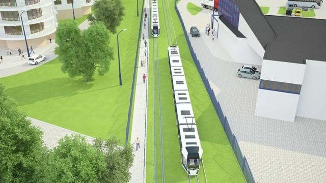 Miasto chce zamówić koncepcję trasy tramwajowej z Cichego Kącika na Azory. Oferty firm przewyższają jednak kosztorys