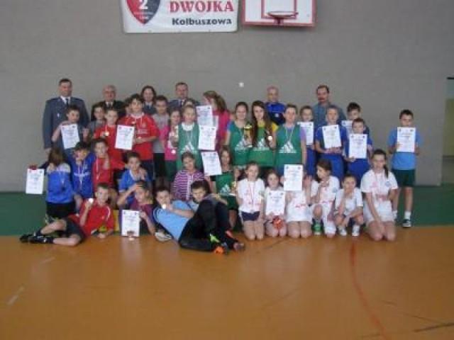 Turniej o Puchar Komendanta PSP i Policji w Kolbuszowej
