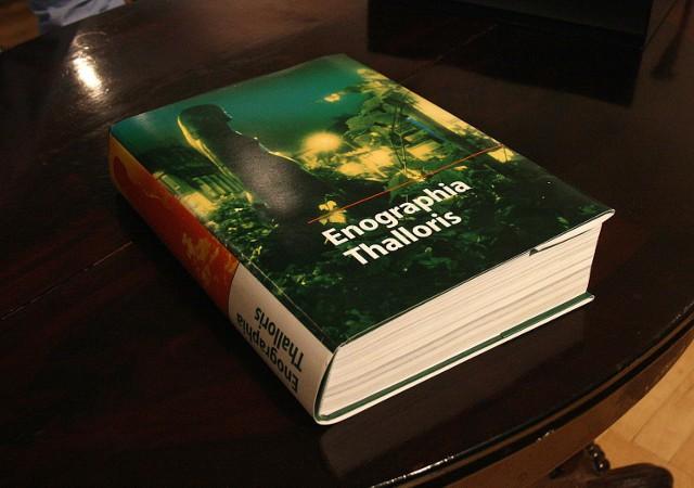 Enographia Thalloris - dzieło wielkiego wyzwania. Praca została skończona.