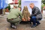 Brzesko. Inauguracja Roku Harcerskiego ZHP Chorągwi Krakowskiej w Brzesku, przybyło ponad tysiąc druhów z całej Małopolski