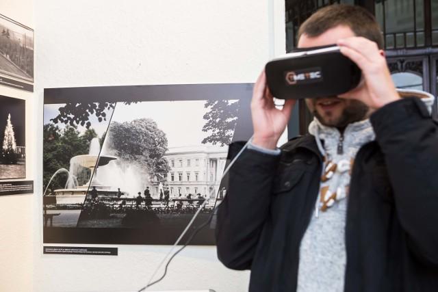 """Przenieś się do Warszawy lat 30. """"Wirtualna podróż"""" możliwa dzięki technologii VR [ZDJĘCIA]"""