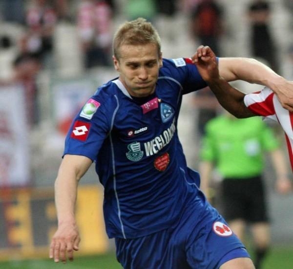 Igor Lewczuk po meczu Piast Gliwice - Ruch Chorzów: W przerwie padły zdecydowane słowa