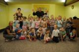 Śrem: Kevin Aiston spotkał się z dziećmi ze śremskich przedszkoli [ZOBACZ ZDJĘCIA]