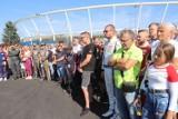 Wypadek podczas Rajdu Śląska. Minutą ciszy w Chorzowie, uczczono pamięć kobiety która zginęła w wypadku