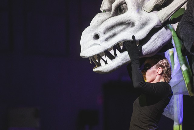"""""""The Golden Dragon"""" na platformie Play Kraków od 24 do 26 marca o godz. 19"""