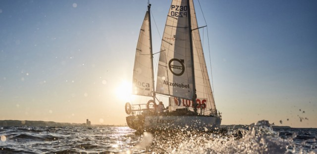 Copernicus wystartuje w rejsie legend Volvo Ocean Race