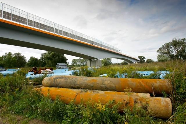 Most w Brzegu Dolnym. Zobaczcie, jak powstawał