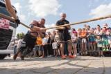 Najsilniejsi z najsilniejszych zmierzyli się na placu Zwycięstwa w Słupsku [ZDJĘCIA, WIDEO]
