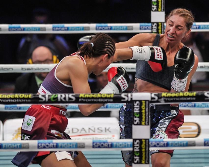 Ewa Piątkowska mistrzynią świata! Warszawska pięściarka jako pierwsza zdobyła pas WBC