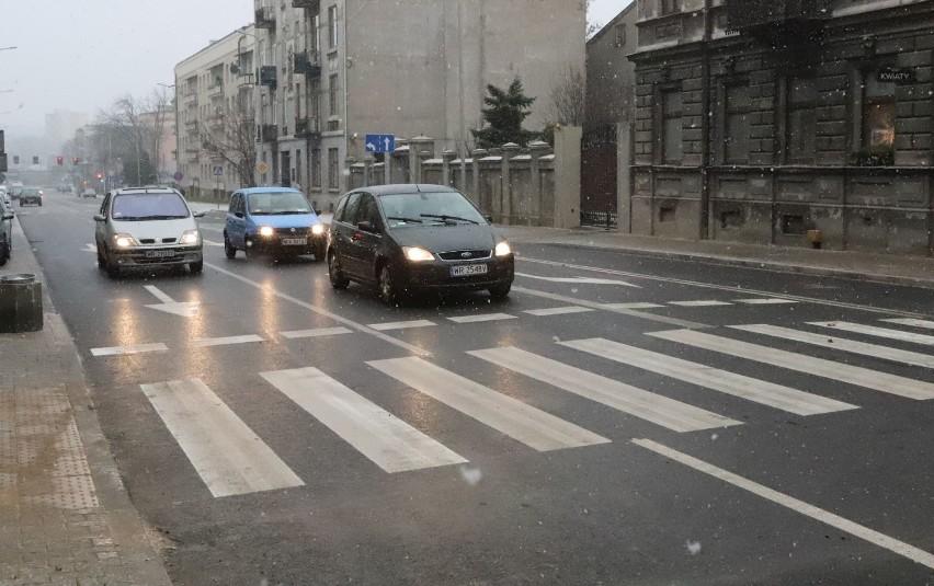 Na ulicę 25 Czerwca w Radomiu od czwartku wrócił już ruch...