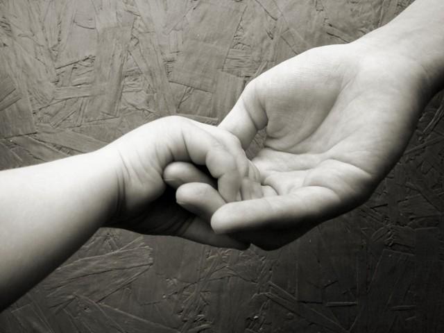 W logo barcińskiego Sampo jest pomocna dłoń. Organizacja od wielu lat wspiera potrzebujących