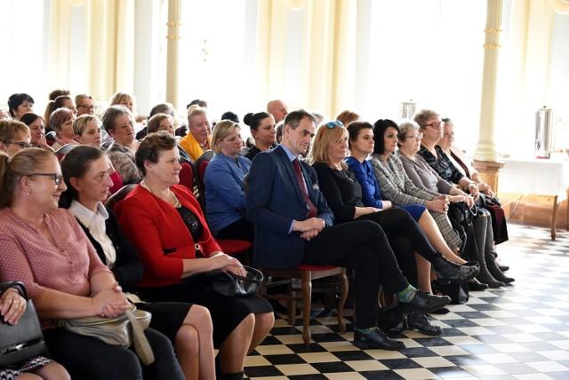 Aleksandrowski koncert odbędzie się w sali kolumnowej im. E. Stachury.