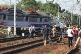 Wypadek pociągu w Babach. Minister Poloczek: Wypuścić maszynistę!