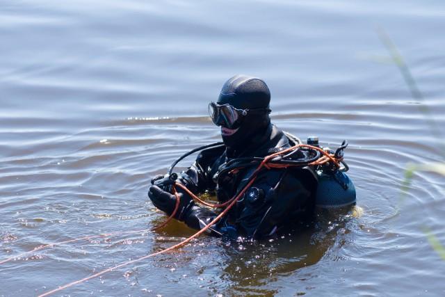 Ploski. Mężczyzna utonął w rzece Narew