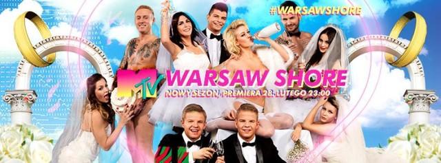 5 sezon Warsaw Shore - Ekipa z Warszawy. Zobacz co się będzie działo [WIDEO]