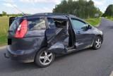 Policja ze Szczercowa poszukuje świadków wypadku