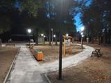 GMINA LIPNO. Park zmienił oblicze. Byliście już tam na spacerze? [ZDJĘCIA]