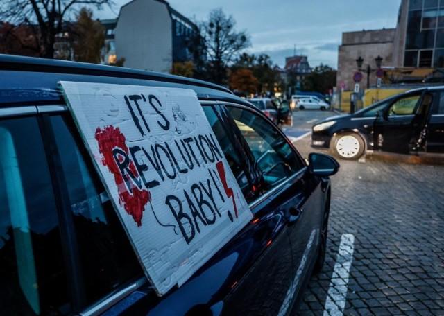 Kolejny dzień protestów na Pomorzu