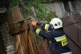 Strażacy z Sępólna Krajeńskiego szkolili się z obsługi cut lancy [zdjęcia]