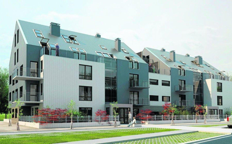 Wspaniały Nowe inwestycje mieszkaniowe na południu. Powstanie Osiedle EA13