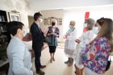 5000 euro od księżnej Lili dla wałbrzyskiego hospicjum na ultrasonograf