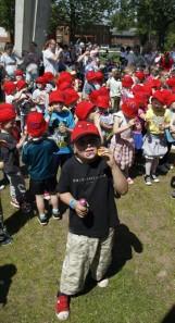 Dzień Dziecka Chorzów. Ponad 500 dzieciaków puszczało bańki mydlane [FOTO]