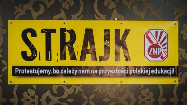 Strajk nauczycieli! W Ostrowie powołano zespół ds. Kryzysowych