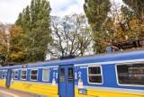 Gdańsk: Wypadek na torach przed przystankiem Stocznia SKM. Kobieta wtargnęła pod pociąg