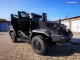 Tur - nowy wóz śląskich kontrterrorystów do zadań specjalnych ZDJĘCIA