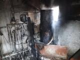 Powiat szamotulski. Kolejny pożar w budynku. Ogień wybuchł w kotłowni