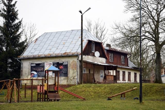 Baza w Bobięcinie