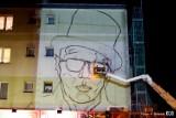 Pleszew. Powstanie mural z wizerunkiem Mariana Bogusza. Prace już się rozpoczęły