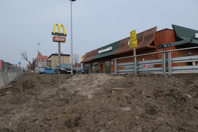 Otwarcie restauracji McDonald's w Piekarach Śląskich zbliża się wielkimi krokami. Konkretna data jeszcze nie jest jednak znana. Zobacz kolejne zdjęcia >>>