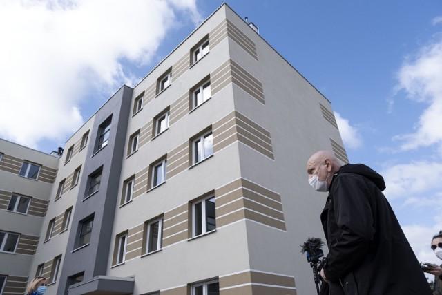 Toruń: Klucze do nowych mieszkań na osiedlu TTBS przekazane! Zobacz zdjęcia!