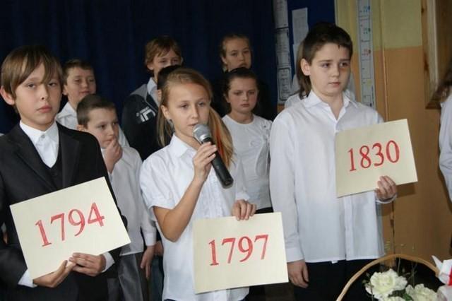 Akademia na Święto Niepodległości