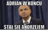 Andrzej Duda zawetował, a internet oszalał! Koniec Adriana [MEMY]
