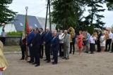 Gmina Wronki. W Biezdrowie odprawiono mszę świętą w podziękowaniu za plony