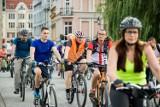 Bydgoska Masa Krytyczna przejechała ulicami miasta [zdjęcia]