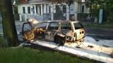 Toruń: Kolejny pożar auta!. Kto za tym stoi? Zobacz ZDJĘCIA