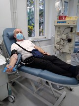 Pandemia. Ozdrowieniec z Darłowa oddał osocze, które ratuje życie chorym na koronawirusa ROZMOWA